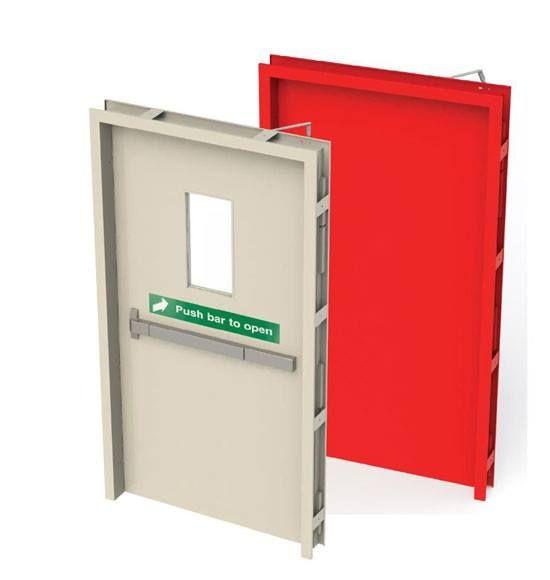 درب های ضد حریق با بهترین کیفیت