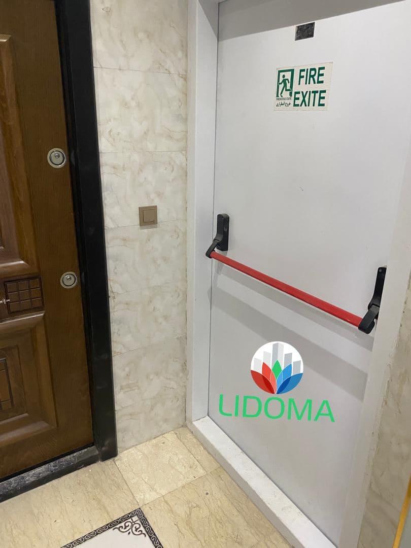 درب ضد حریق لیدوما